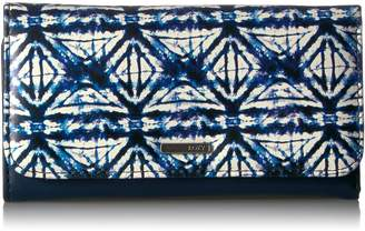 Roxy My Long Eyes Printed Tri-Fold Wallet Wallet
