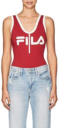 Fila Women's Galina Stretch-Cotton Bodysuit
