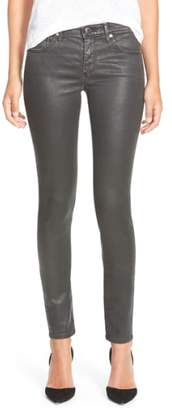 AG Jeans 'The Legging' Coated Ankle Jeans
