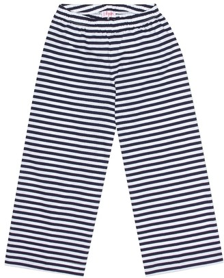 Il Gufo Cotton jersey pants
