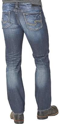 Silver Jeans Men's Nash Classic-fit Straight-Leg
