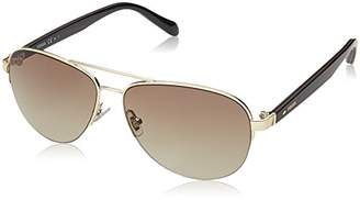 Fossil Women's Fos 3062/s Aviator Sunglasses