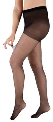 Peds Ladies Fusion Run Resistant Control Top Pantyhose, 1 Pair