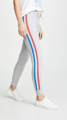 Wildfox Couture Tri Stripe Jack Joggers