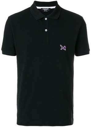 Calvin Klein logo polo top