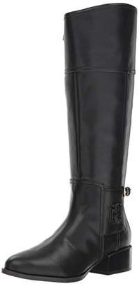 Tommy Hilfiger Women's MANI Equestrian Boot