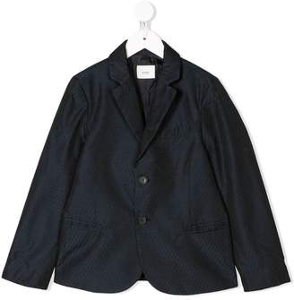 Fendi tailored suit jacket