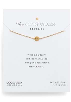 Dogeared The Lucky Charm Compass Bracelet