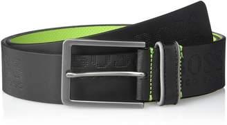 HUGO BOSS Boss Green Men's Millowo Leather Belt