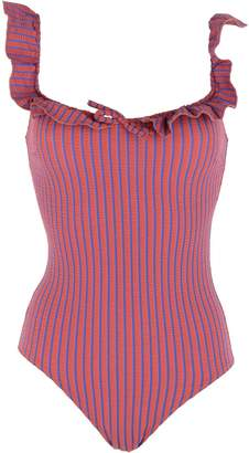 Solid & Striped One-piece swimsuits - Item 47239271SH