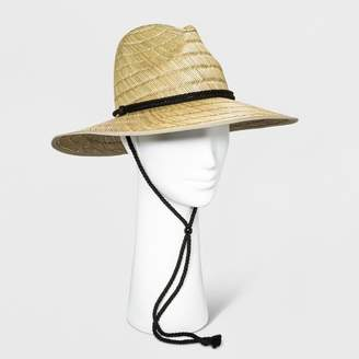 Universal Thread Women's Lifeguard Hat Natural One Size