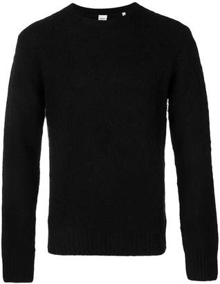 Aspesi crew neck brushed sweater
