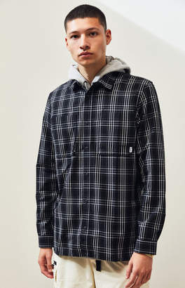 Vans Serranos Plaid Flannel Shirt