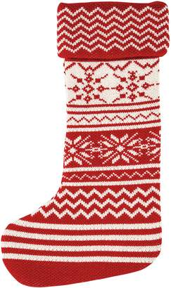 Brunelli Printed Cookie Stocking