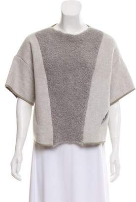 Fabiana Filippi Nubby Wool Top