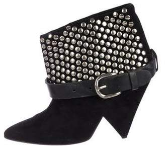 Isabel Marant Ope Otoway Studded Booties
