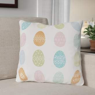 The Holiday Aisle Egg Hunt Throw Pillow