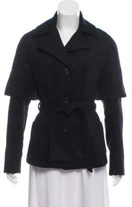 Cacharel Wool Short Coat