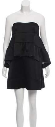 Marni Draped Mini Dress