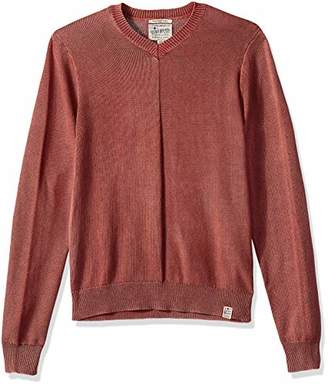 Lucky Brand Men's Washed V Neck Sweater