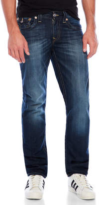 True Religion Flap Pocket Slim Jeans