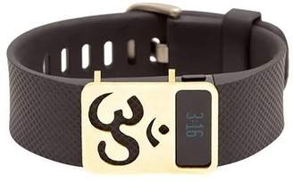 """Fitbit Charge & Charge HR Slide On Accessory """"OM"""""""