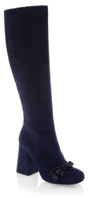 Tory Burch Addison Knee-High Boots