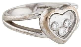 Chopard Happy Diamonds Heart Split-Shank Ring