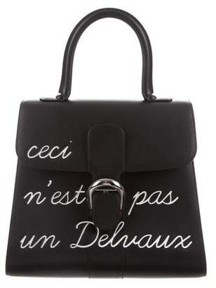 Delvaux 2017 L'humour Brillant MM