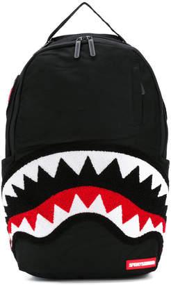 Sprayground Ghost Chenille Shark backpack