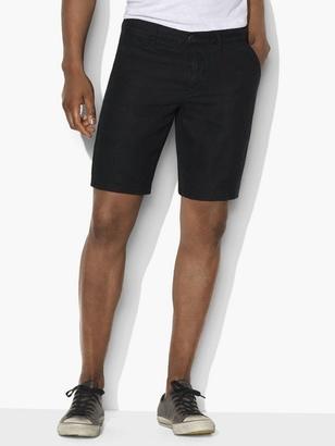 Linen Flat Front Shorts $98 thestylecure.com