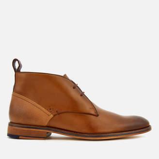 Ted Baker Men's Deksta Leather Desert Boots - Tan