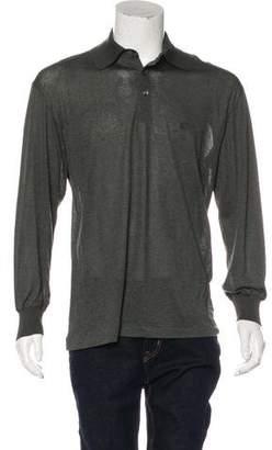 Loewe Piqué Polo Shirt