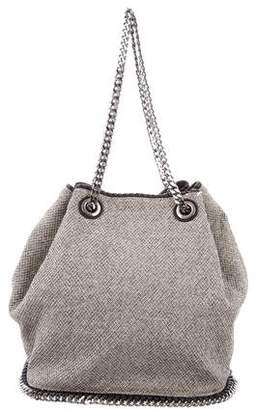 Stella McCartney Bouclé Falabella Bucket Bag