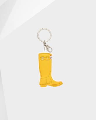 Hunter tall boot keyring