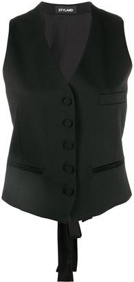 Styland slim-fit waistcoat