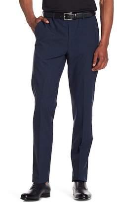 John Varvatos Flat Front Solid Pants