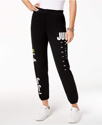 Juicy Couture Logo Graphic Jogger Pants