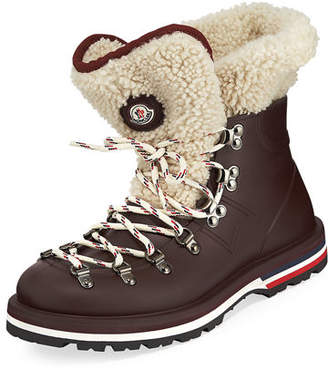 Moncler Inaya Scarpa Lace-Up Hiking Boots