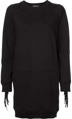 Barbara Bui sweatshirt dress