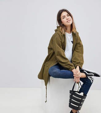 Asos DESIGN Maternity Light Weight Parka
