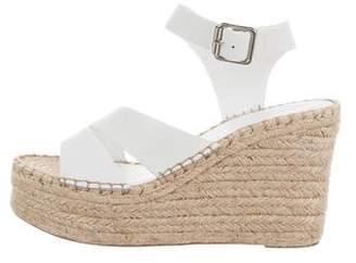 Sigerson Morrison Arien Espadrille Wedge Sandals