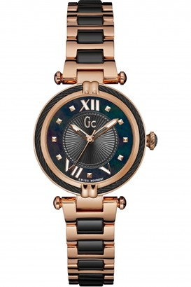 Gc Ladies Cable Chic Watch Y18013L2