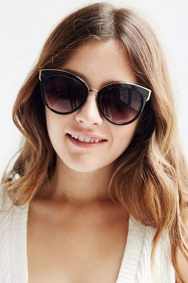 Urban Outfitters VIP Cat-Eye Sunglasses $18 thestylecure.com