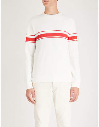 A.P.C. Robin cotton-jersey jumper