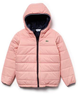 Lacoste (ラコステ) - BOYS リバーシブルキルティングジャケット