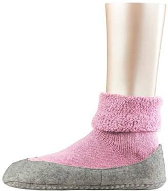 Falke Womens Cosyshoe Slipper Socks - Almond - Small