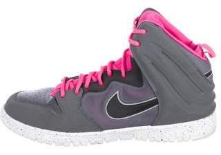 Nike Dunk Free High-Top Sneakers