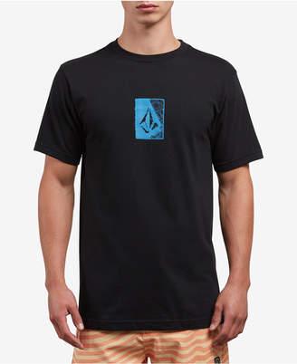 Volcom Men's Half Tone Logo T-Shirt