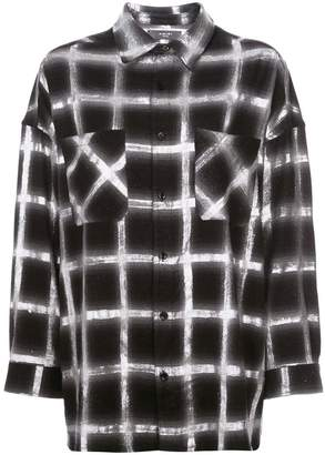 Amiri check shirt